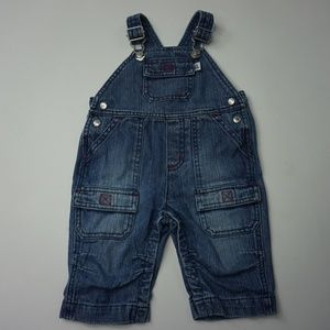 Gymboree Baby Toddler Overall Jumper Pants 3-6 Mos